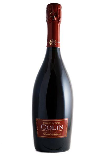 Picture of 2013 Champagne Colin Premier Cru Cuvée Rosé de Saignee