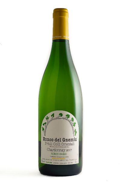 Picture of 2017 Ronco del Gnemiz Chardonnay 'Basso'