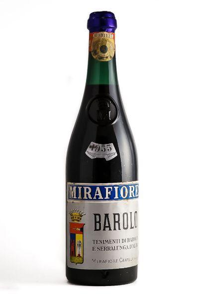Picture of 1955 Mirafiore Barolo