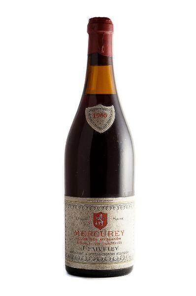 Picture of 1966 Domaine Faiveley Mercurey 1er Cru Clos des Myglands