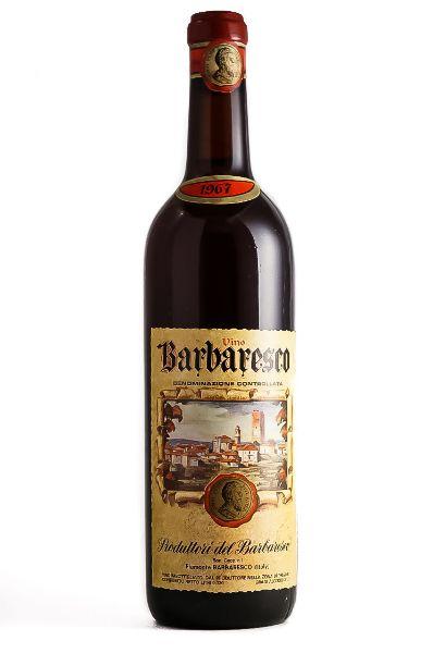 Picture of 1967 Produttori del Barbaresco Barbaresco Moccagatta