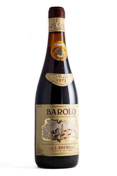 Picture of 1971 Brero Barolo