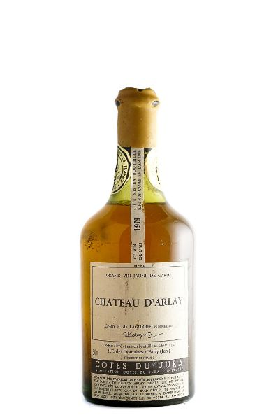 Picture of 1979 Chateau d'Arlay Vin Jaune