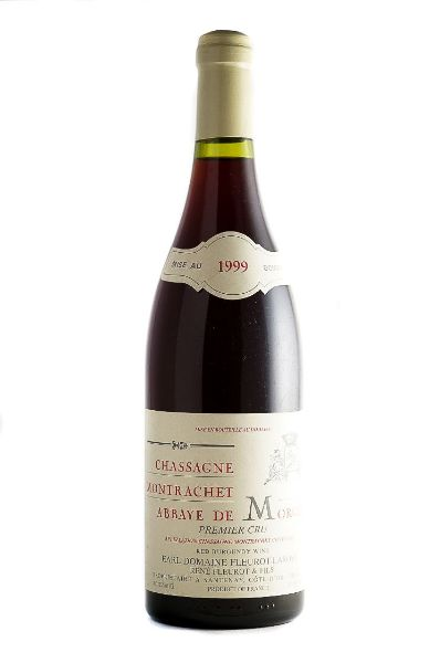Picture of 1999 Domaine Abbaye de Morgeot Fleurot Larose Chassagne-Montrachet 1er Cru, Rouge