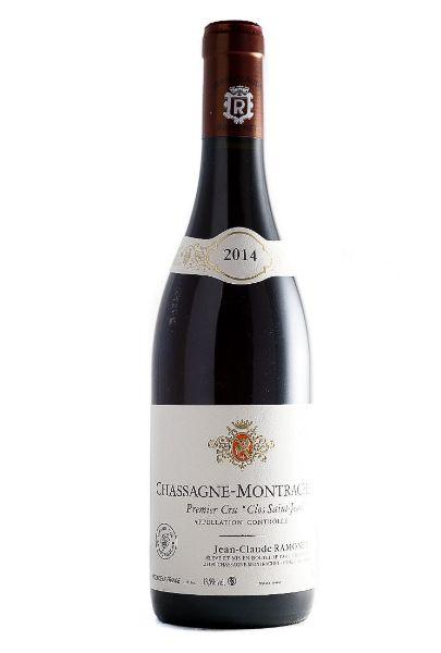 Picture of 2014 Domaine Ramonet Chassagne-Montrachet Clos S.Jean 1er Cru Rouge