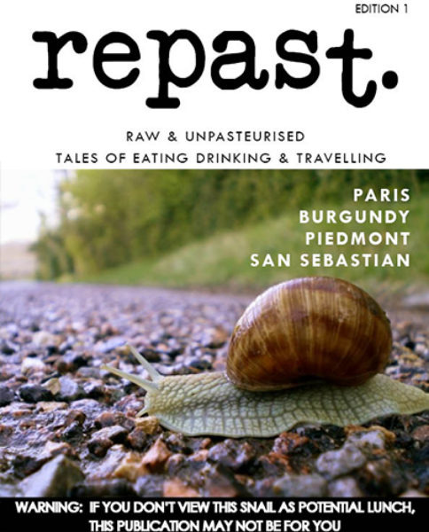 Picture of repast edition 1