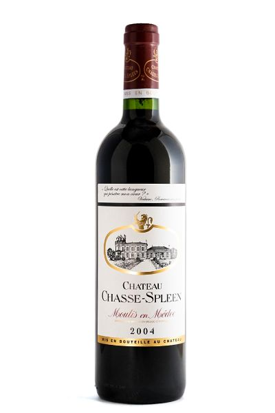 Picture of 2004 Chateau Chasse-Spleen, Medoc