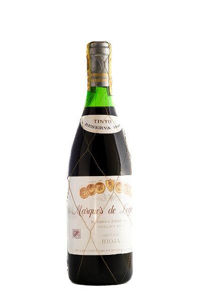 Picture of 1964 De La Real Divisa Rioja, Reserva Especial, Marques de Legarda
