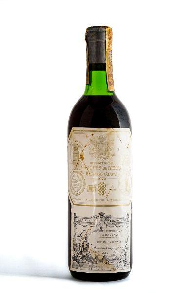 Picture of 1972 Marquis de Riscal Rioja