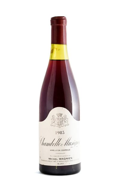 Picture of 1985 Michel Magnien Chambolle-Musigny