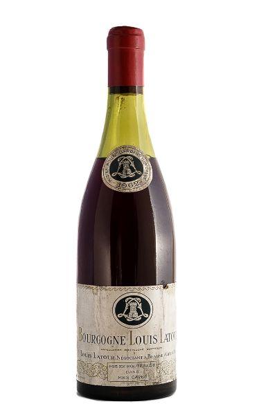 Picture of 1962 Louis Latour Bourgogne Aligote