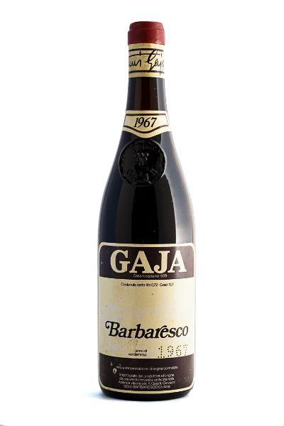 Picture of 1967 Gaja Barbaresco