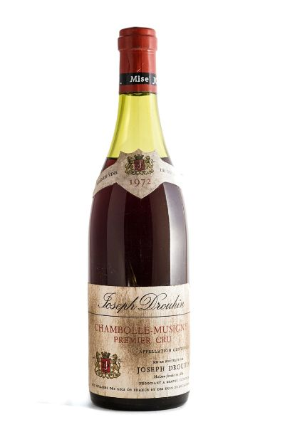 Picture of 1972 Drouhin Chambolle-Musigny
