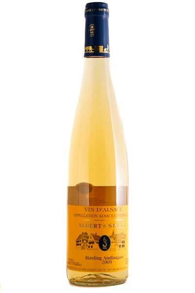 Picture of 2009 Domaine Albert Seltz Riesling Andlaugass