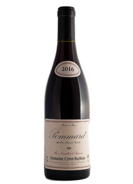 Picture of 2016 Domaine Cyrot Buthiau Pommard