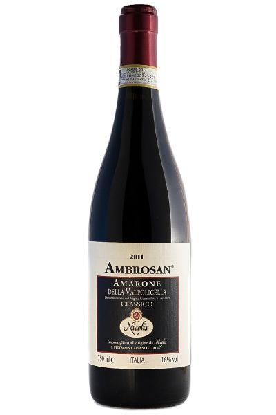 Picture of 2011 Nicolis Amarone della Valpolicella Classico 'AMBROSAN'