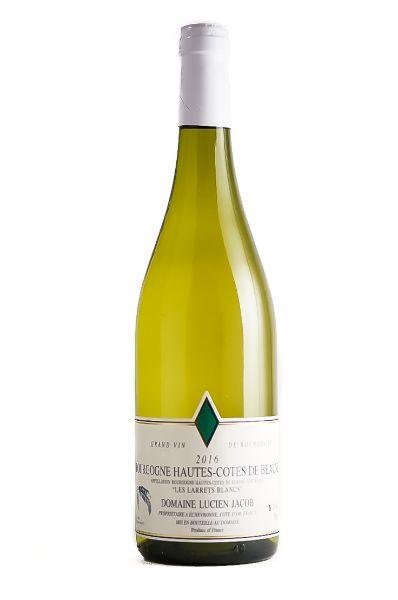 Picture of 2016 Domaine Lucien Jacob Bourgogne Hautes-Côtes de Beaune 'Les Larrets' Blanc