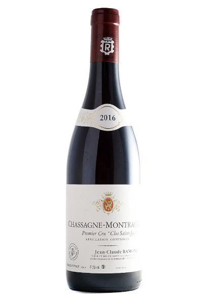 Picture of 2016 Domaine Ramonet Chassagne-Montrachet 1er Cru 'Clos St Jean' Rouge