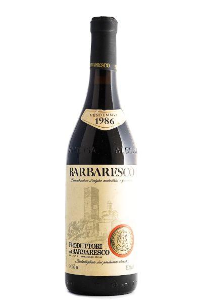 Picture of 1986 Produttori del Barbaresco  Barbaresco