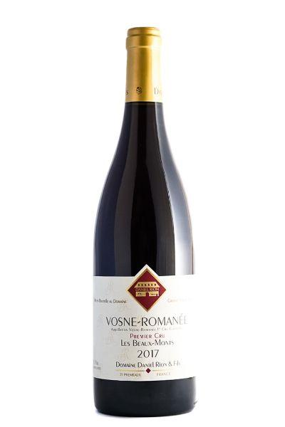 Picture of 2017 Domaine Daniel Rion Vosne-Romanee 'Les Beaux Monts' 1er Cru