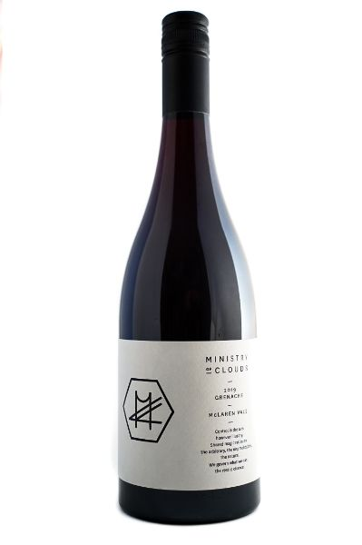 Picture of 2019 Ministry of Clouds McLaren Vale Grenache