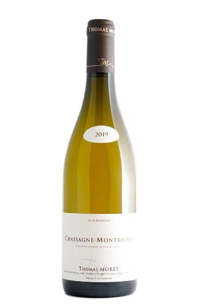Picture of 2019 Domaine Thomas Morey Chassagne-Montrachet