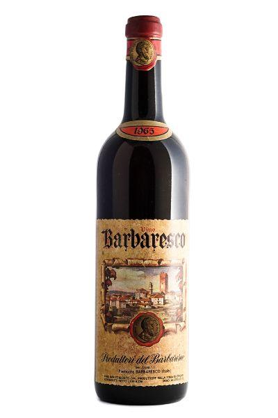 Picture of 1965 Produttori del Barbaresco Barbaresco