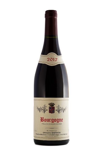 Picture of 2017 Ghislaine Barthod Bourgogne Rouge