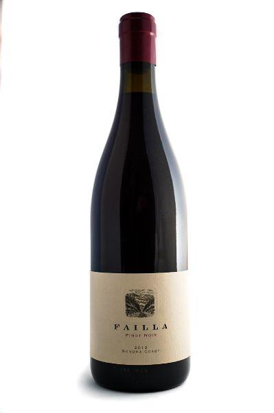 Picture of 2019 Failla Sonoma Coast Pinot Noir