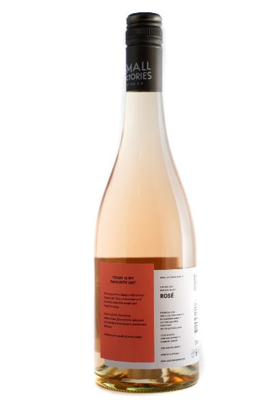 Picture of 2021 Small Victories Wine Co Barossa Valley Rosé